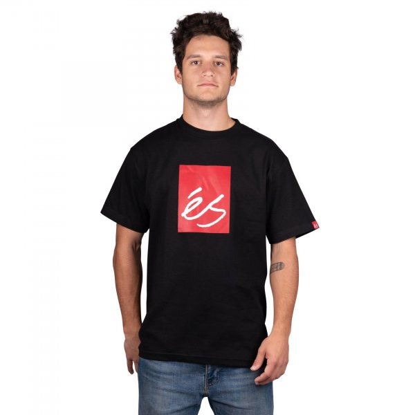 éS Skateboarding T-Shirt Main Block