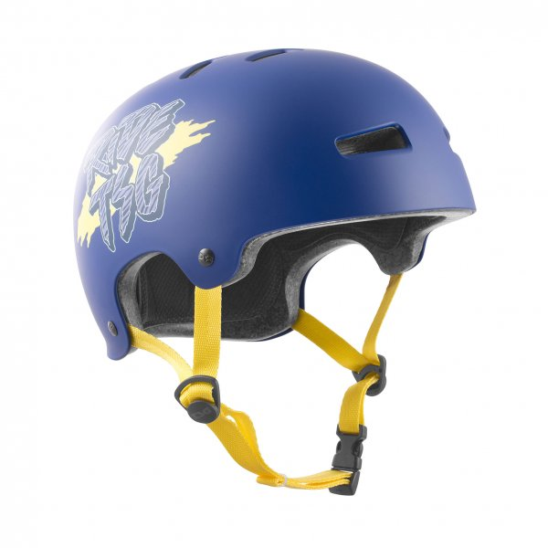 TSG Helm Evolution Graphic Design (ripped)