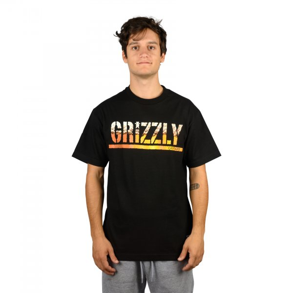 Grizzly T-Shirt Brew (black)