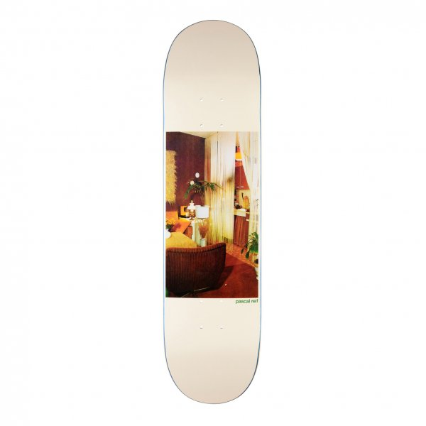 "Trap Skateboard Deck DDR Series Reif 8.0"" (white)"