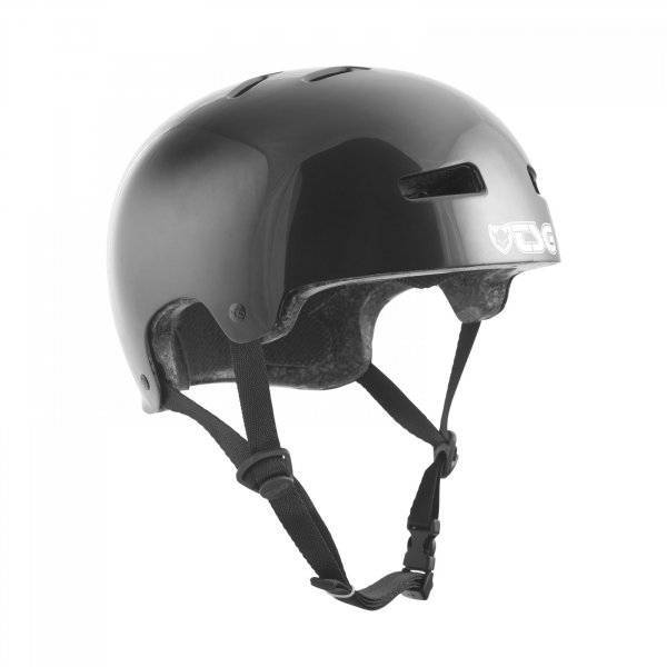 TSG Kinderhelm Evolution Youth Injected Color (injected black)