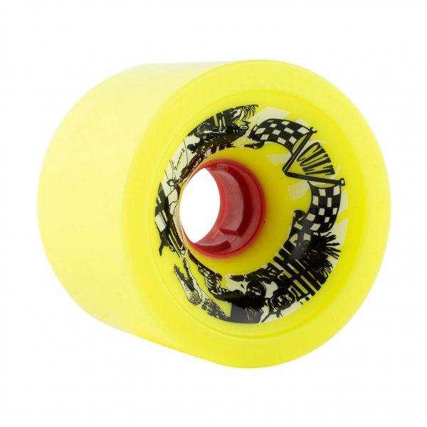 Cult Wheels Longboardrollen Daredevils 72mm