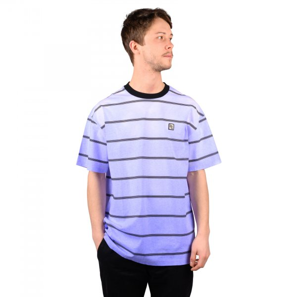 Globe T-Shirt Sidekicker Stripe