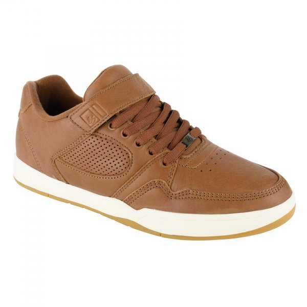 éS Skateboarding Schuhe Accel Slim Plus (brown)