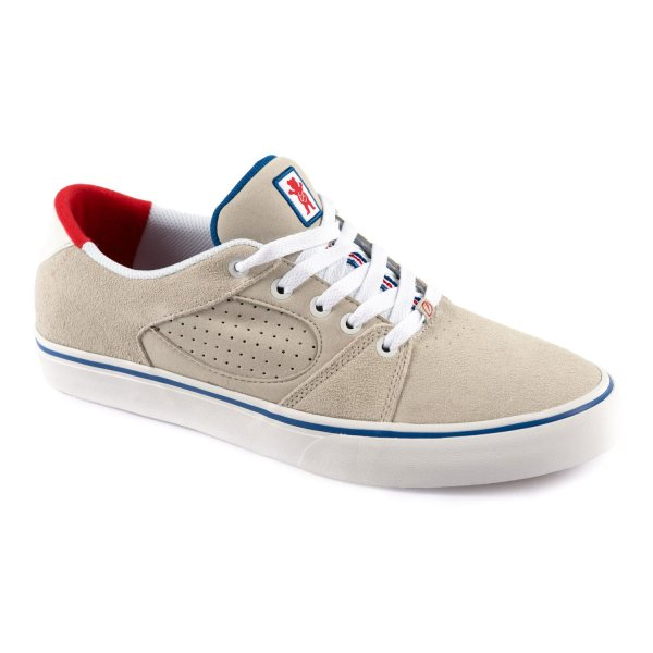 éS Skateboarding Schuhe Square Three x Grizzly