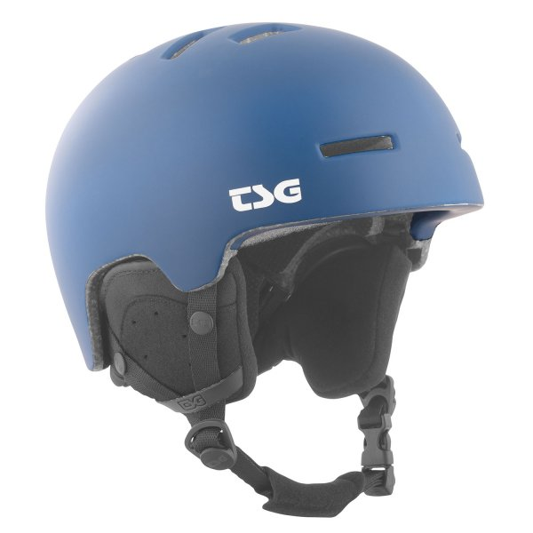 TSG Kinder Snowboardhelm Arctic Nipper Solid Color