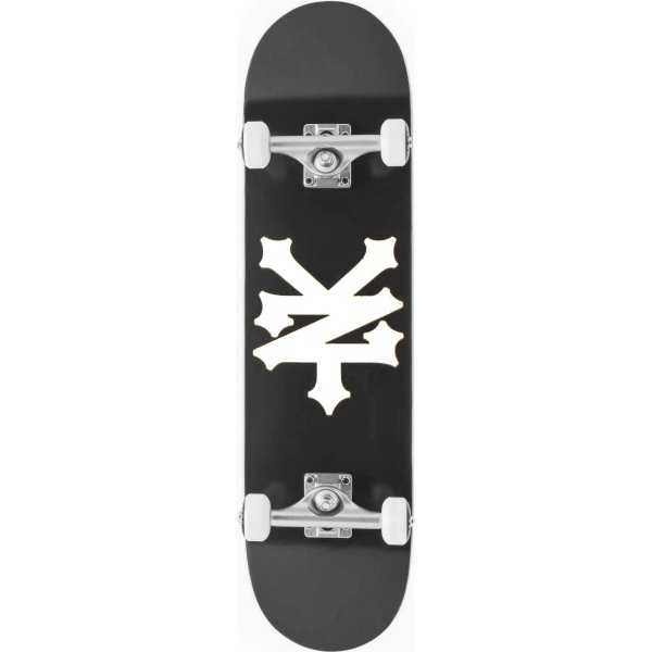 "Zoo York Skateboard Komplettboard OG95 Crackerjack 8.0"" (black white)"