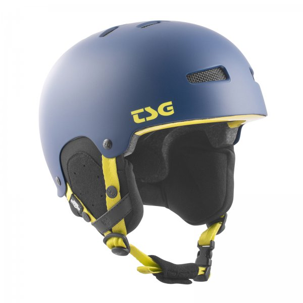 TSG Kinder Snowboardhelm Gravity Youth Solid Color