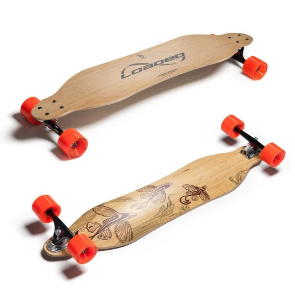 Loaded Boards Longboard Komplettboard Vanguard Cut Out 96,5cm / 106,7cm