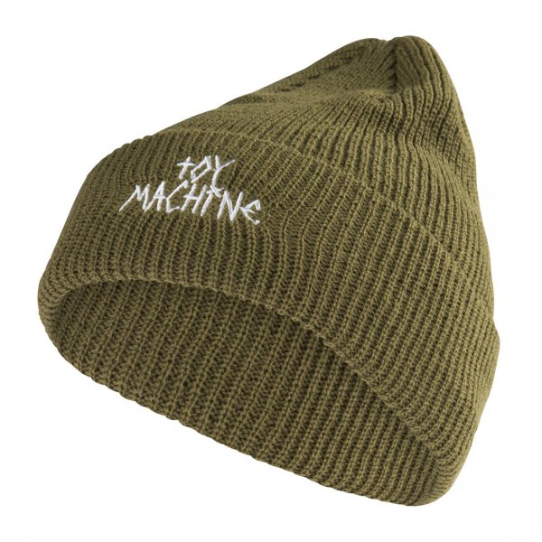 Toy Machine Beanie Tape Logo