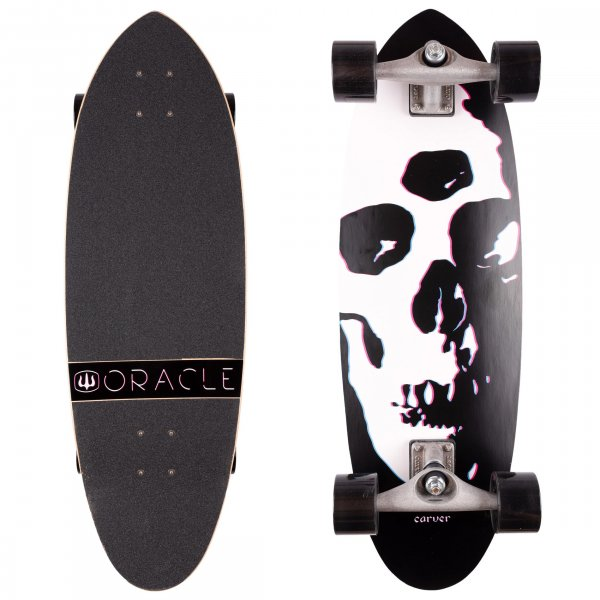 Carver Surfskate Komplettboard Oracle CX 31.0""