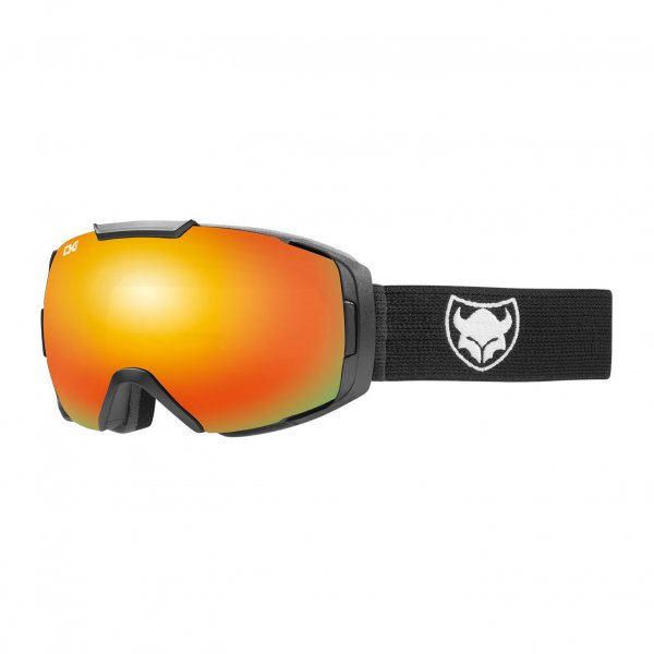 TSG Snowboardbrille Goggle One - Solid Black