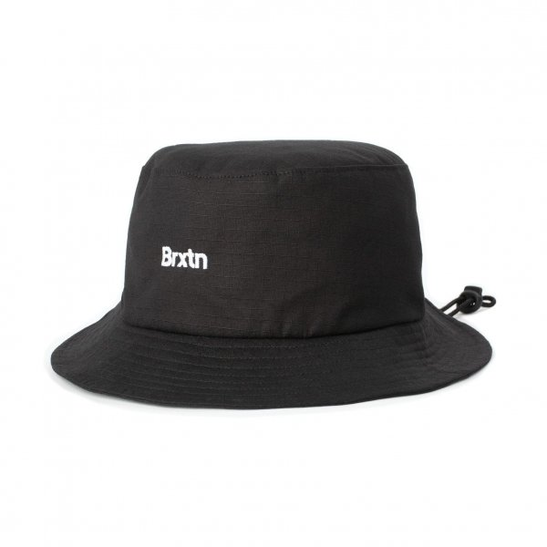 Brixton Bucket Hat Gate (black)