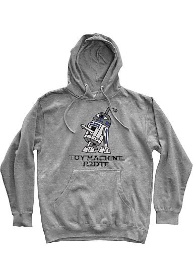 Toy Machine Hoody R2DTF