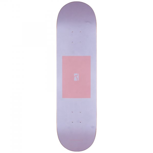 """Poetic Collective Skateboard Deck Box 8.125"""" (pink)"""