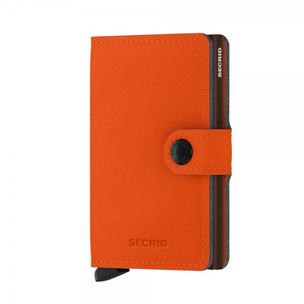 Secrid Geldbörse Miniwallet Yard (orange)
