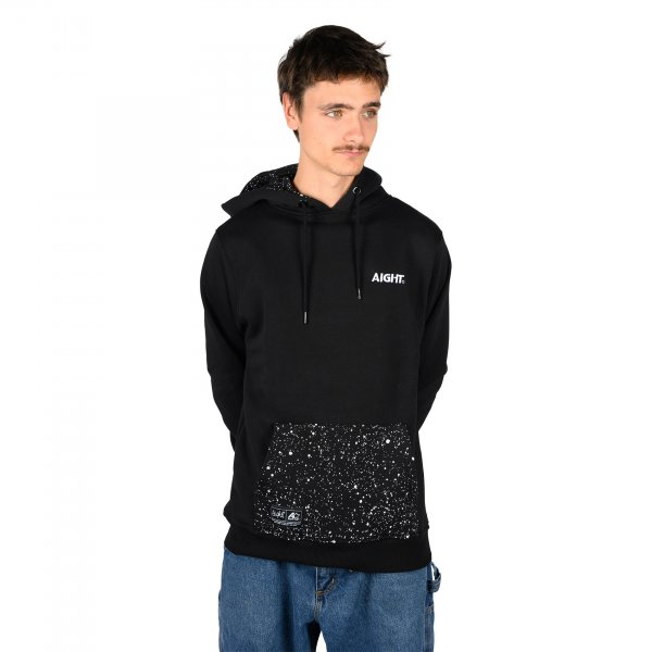 Aight Evolution Hoody Dipper Sports (cosmo black)