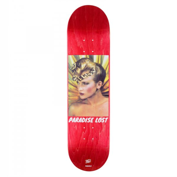 "Mob Skateboard Deck Paradise Lost Series Paradise Lost 8.125"" (red)"