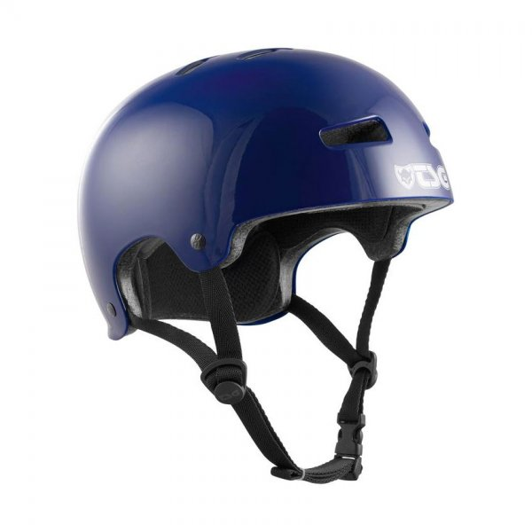 TSG Helm Evolution Solid Color (gloss evo blue)