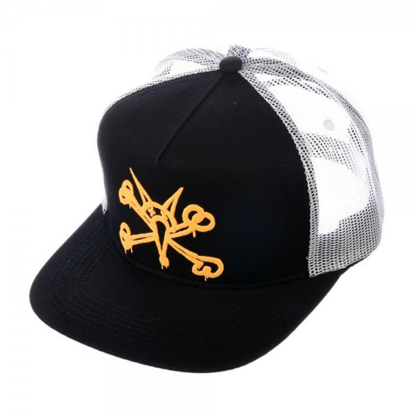 Bones Wheels Trucker Cap Puff