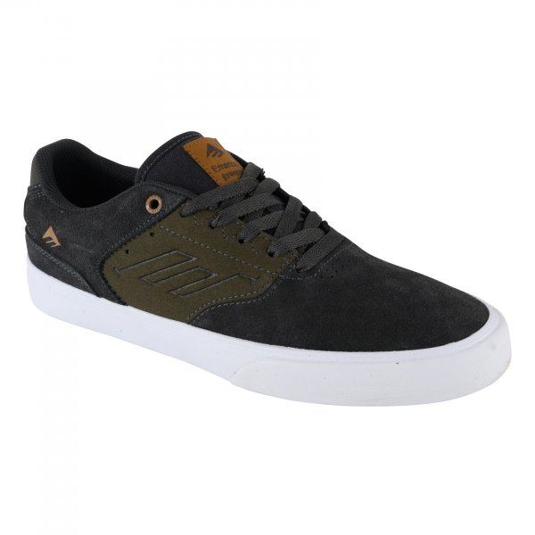 Emerica Schuhe The Reynolds Low Vulc (grey green)