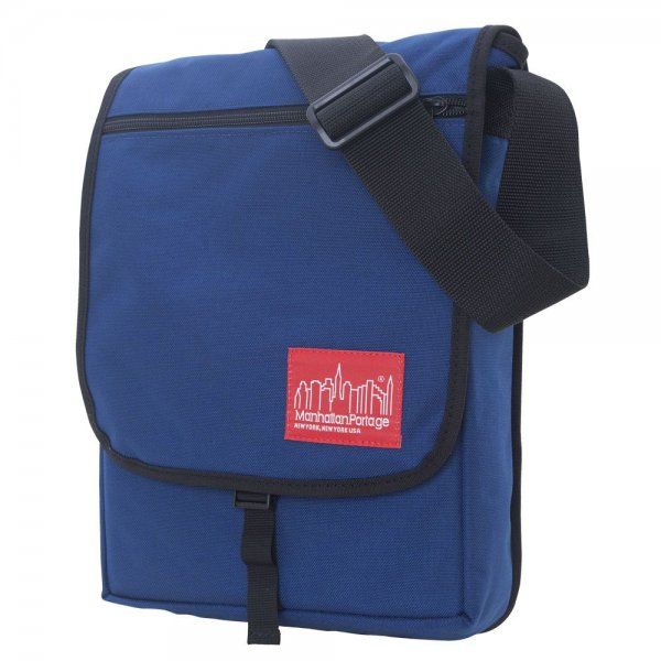 Manhattan Portage Umhängetasche Laptop Bag (navy)