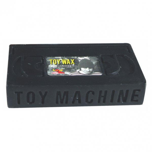 Toy Machine Skatewachs VHS Welcome to Hell (black)