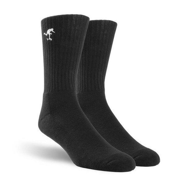 Foundation Socken Push (black)