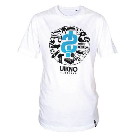 U!Kno T-Shirt Back In The Days