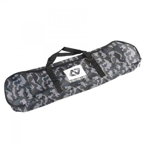 Hydroponic Longboardtasche Sewell (grey camo)