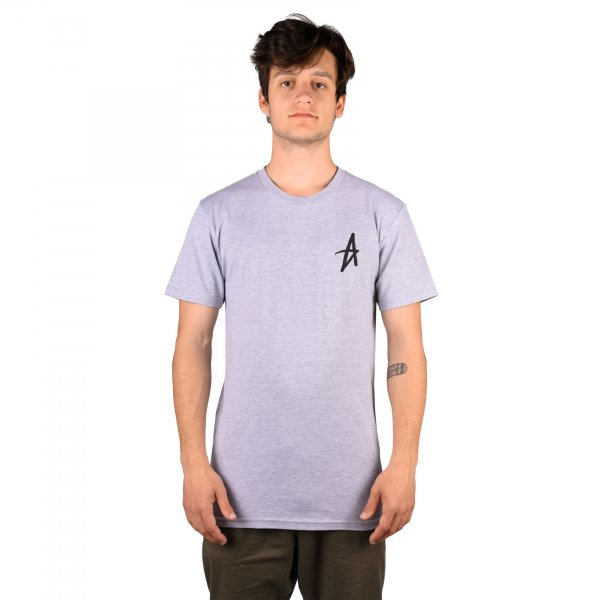 Altamont T-Shirt Mini Decade Icon (heather grey)