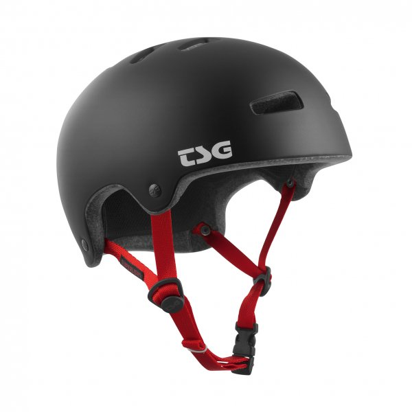 TSG Helm Superlight Solid Color II (satin black)