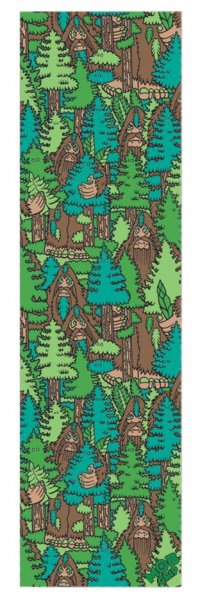 MOB Grip x Bigfoot Skateboard Griptape