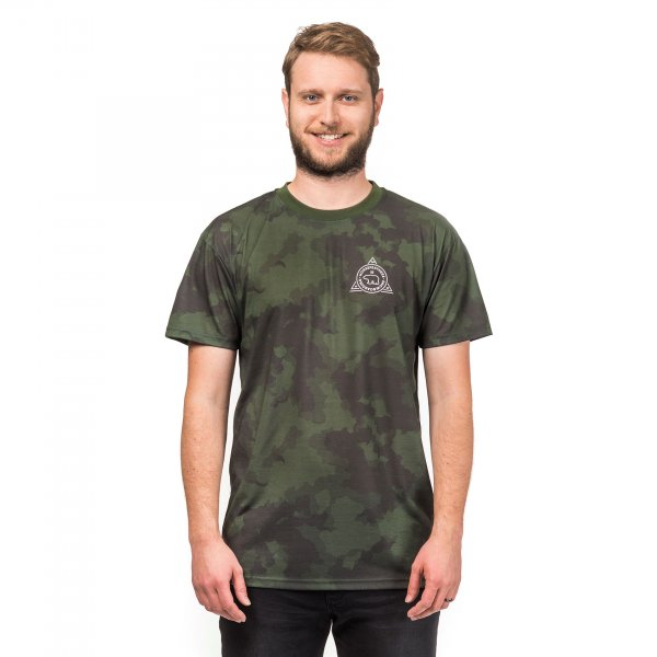 Horsefeathers T-Shirt Grizzly
